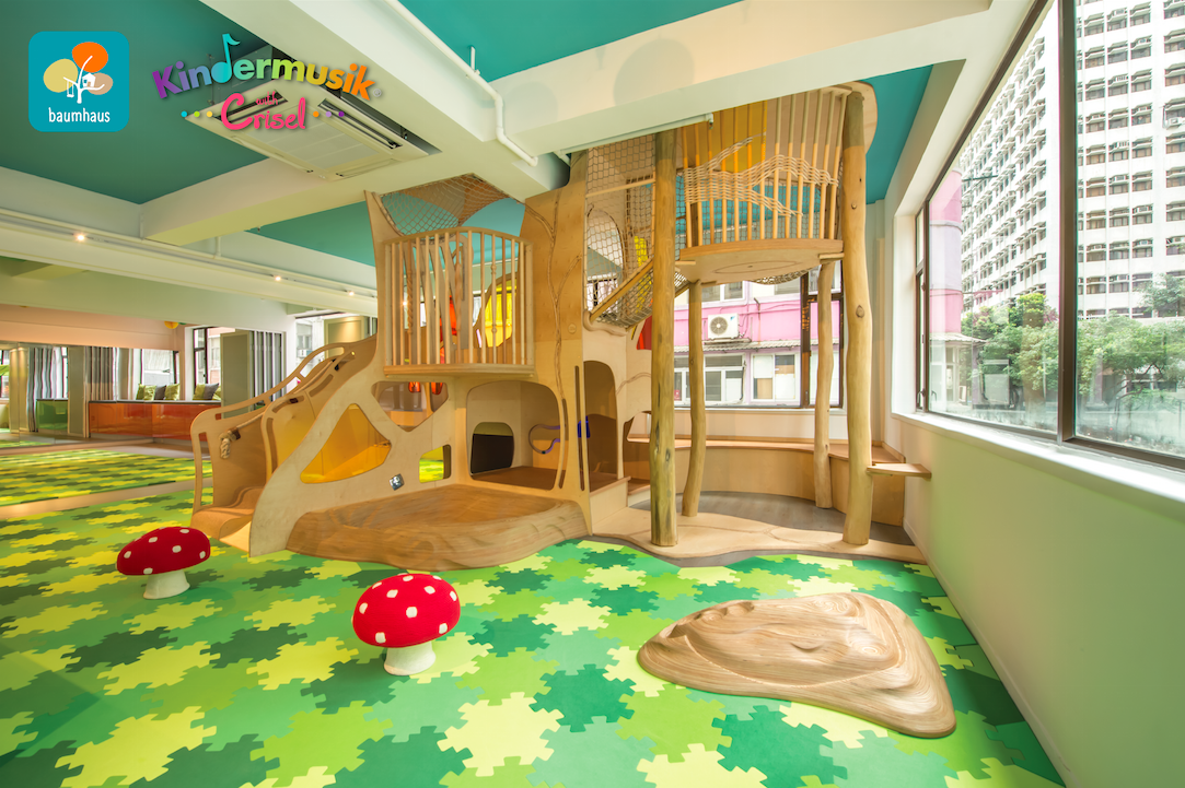 Baumhaus- Home to Kindermusik with Crisel