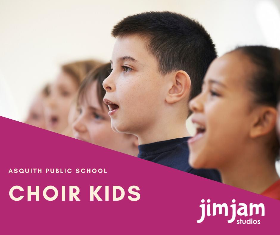 Jim Jam Studios @ Asquith Public School